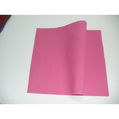 servilleta 40x40 2 capas kiwi micropunto plegado 1/4